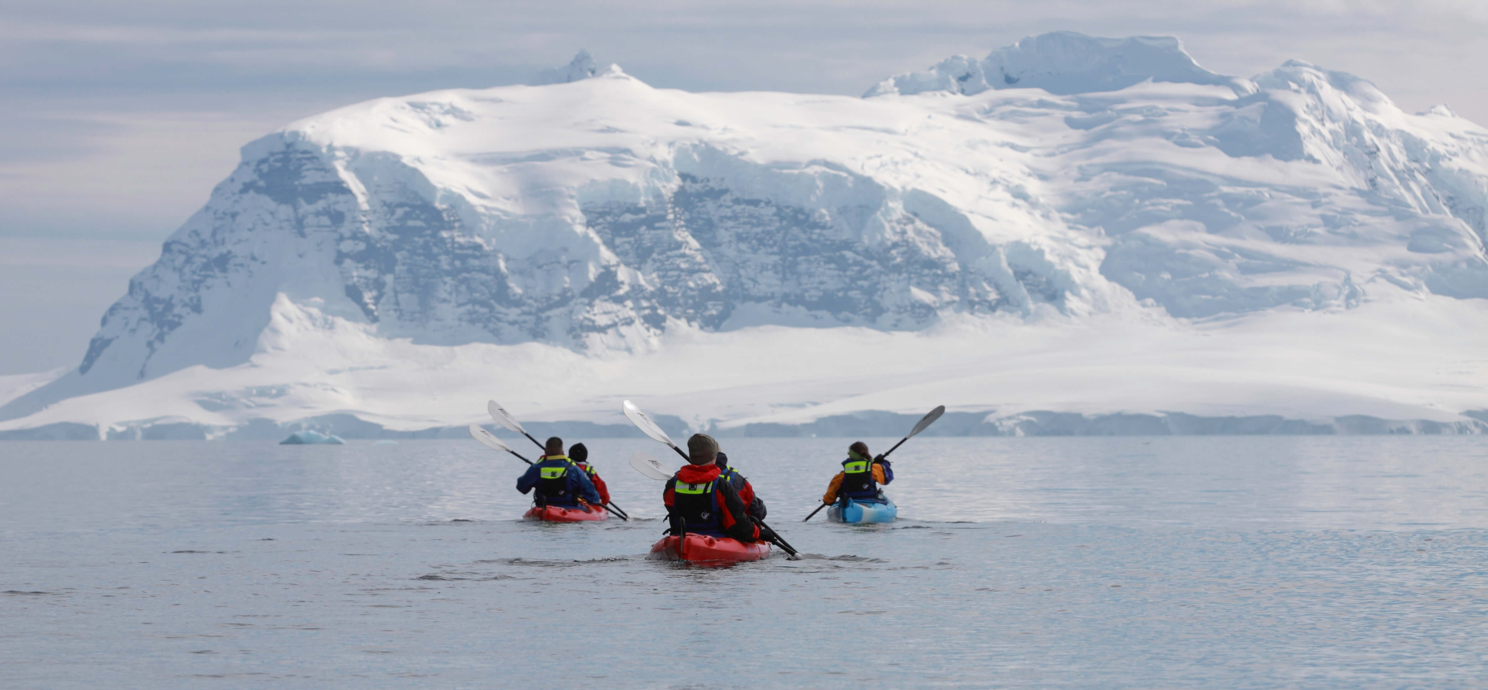 Polar Circle - Antarctic Peninsula Expedition