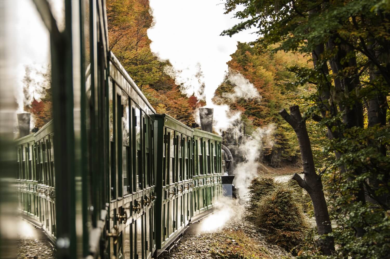 Andean Explorer Train - Spirit of the Water