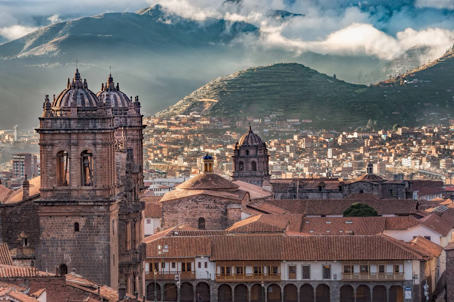 Cusco City And Nearby Ruins Half Day Tour