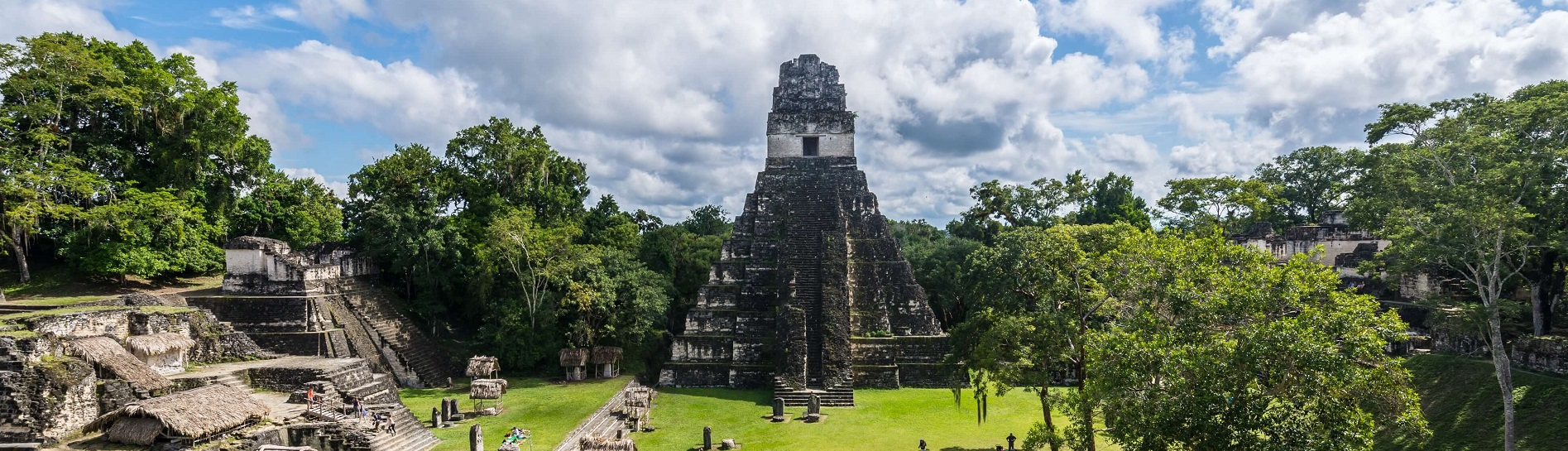 A Central America Adventure - the Maya Route