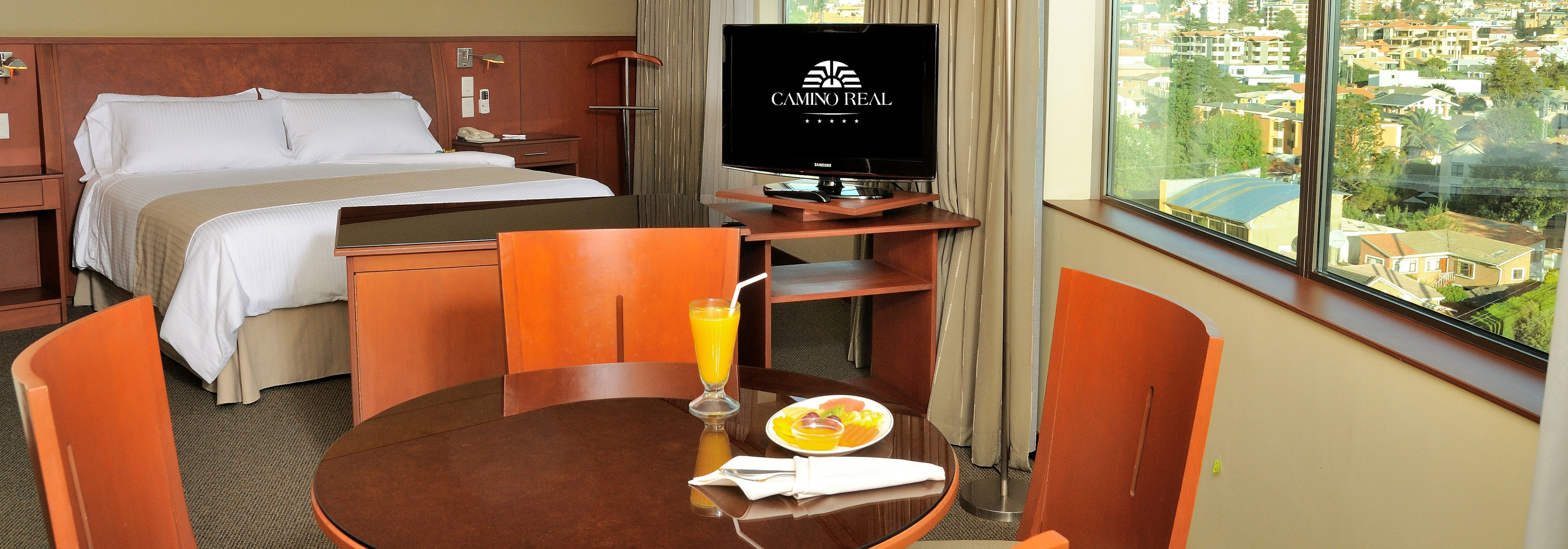 Camino Real Suites Rooms