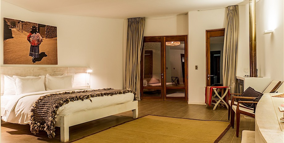 Casa Atacama Rooms