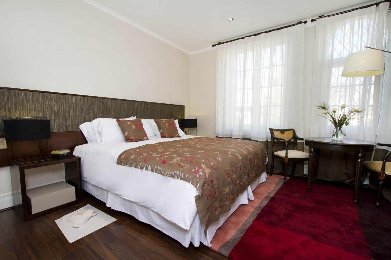 Casa Bueras Boutique Hotel Rooms