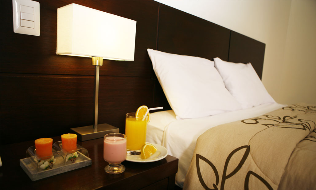 El Tambo Hotel Lima Rooms
