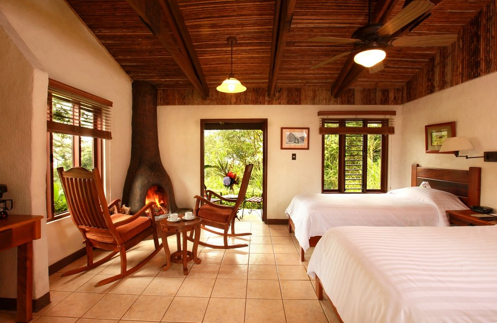 Villa Blanca Cloud Forest Hotel and Nature Reserve Rooms