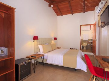 Galapagos Habitat Eco Luxury Hotel Rooms