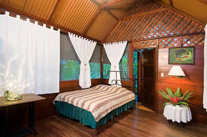 Evergreen Tortuguero Lodge Rooms