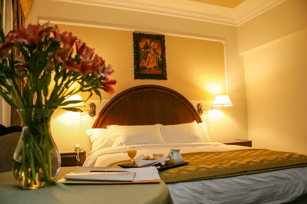 Hotel Coloso Potosi Rooms