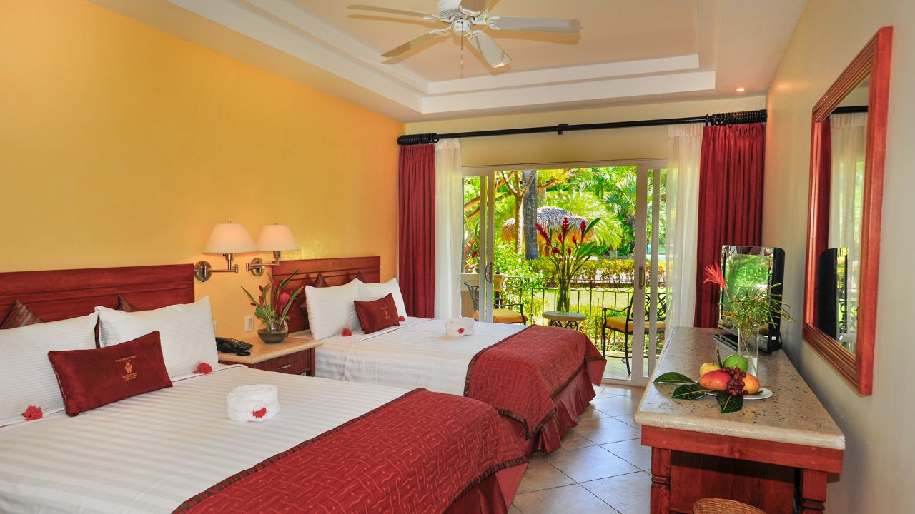 Tamarindo Diria Beach Resort Rooms