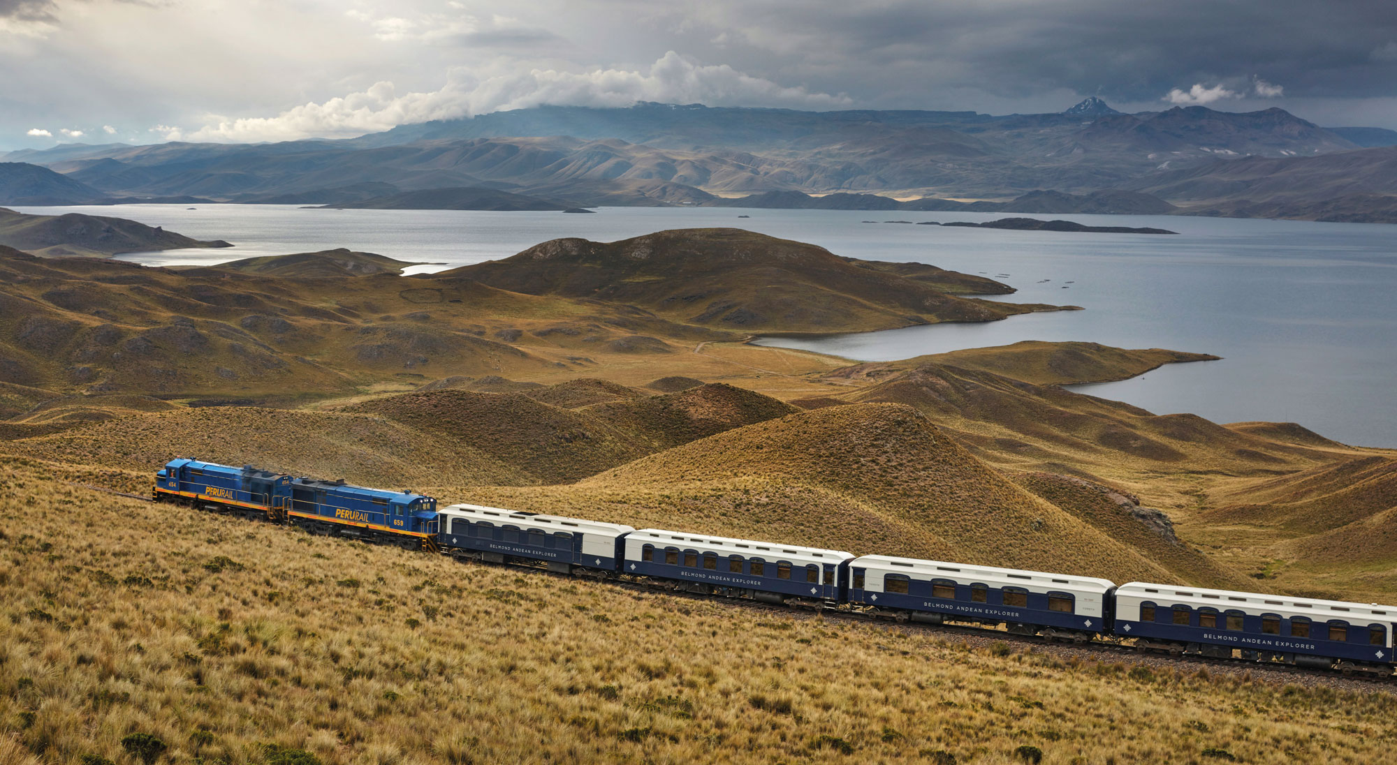 Andean Express Train