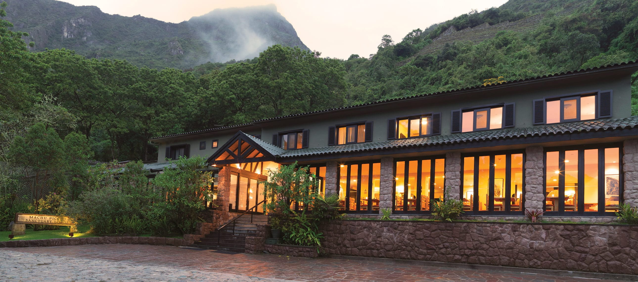 Belmond Sanctuary Lodge Machu Picchu