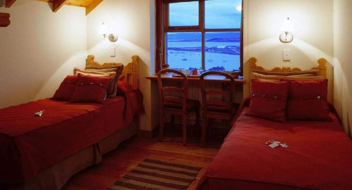 Patagonia Jarke Inn Rooms